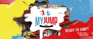 Trampolinpark von MYJUMP in Erfurt-Thüringen, An der Lache 11, 99086 Erfurt