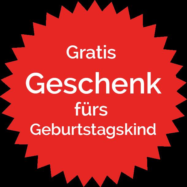 GEBURTSTAGSPARTY FÜR KINDER