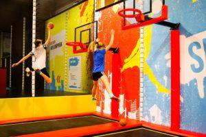 Trampolinpark - Slam Dunk