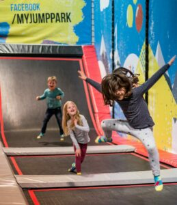 MYJUMP Trampolinpark Reinickendorf