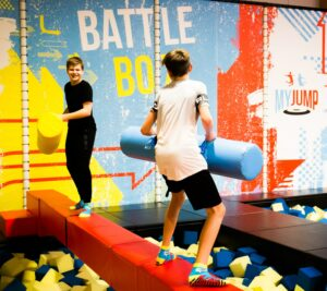 Battle Box - Trampolinpark